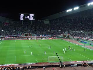 キリンチャレンジカップ2013 グアテマラ戦2.JPG