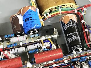 真空管アンプのオリジナルのダイオード .jpg