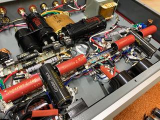 オイルコンデンサーをフイルムコンデンサーに戻す.jpeg