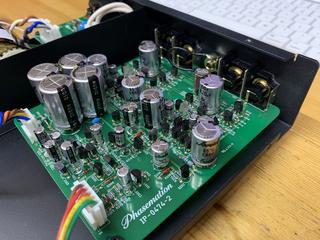フォノイコライザー Phasemation EA-200改造コンデンサー交換.jpeg