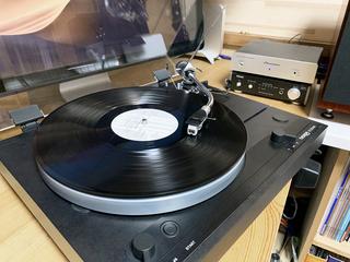 再び改造のTHORENS TD320MKII レコードプレイヤー.jpeg